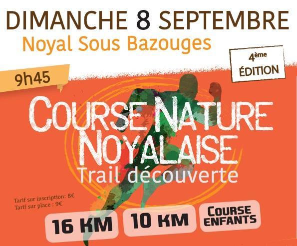 Courses Natures Noyalaises