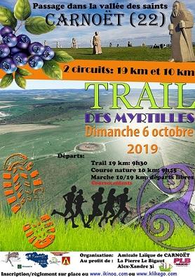 Trail des Myrtilles
