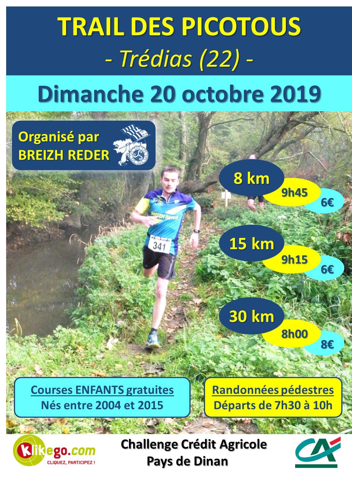 Trail des Picotous