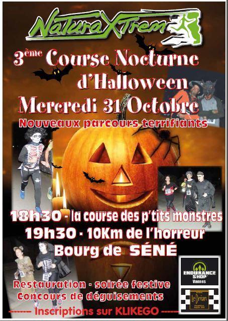 Nocturne d'Halloween