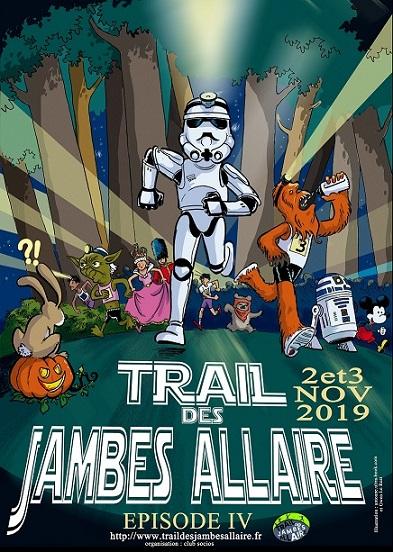 Trail des Jambes Allaire