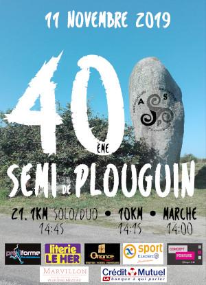 40ème Semi-Marathon de Plouguin