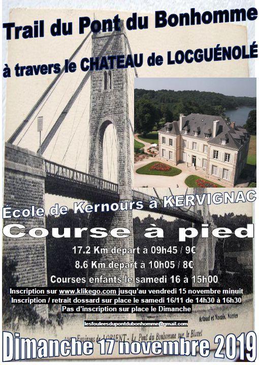 Trail du Pont du Bonhomme