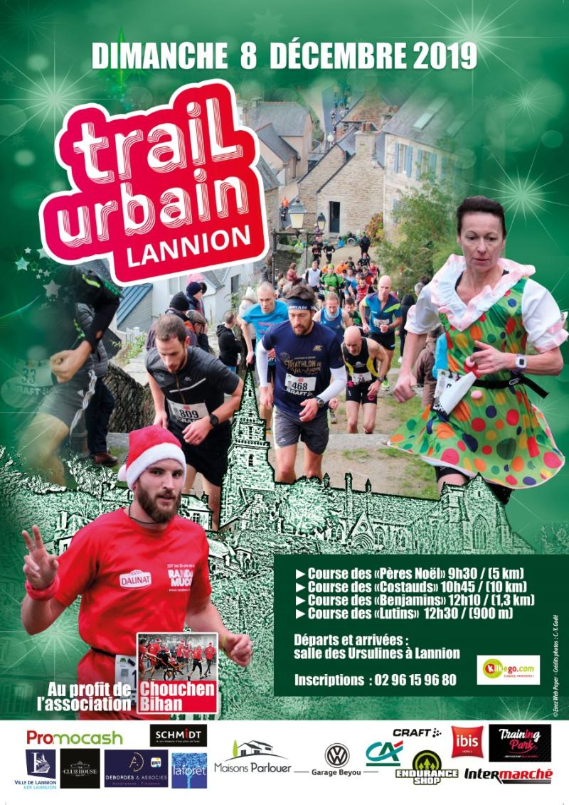 Lannion Urban Trail