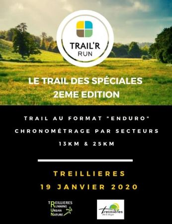 Trail R Run