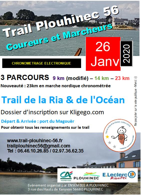 Trail de la Rivière et de l'Océan