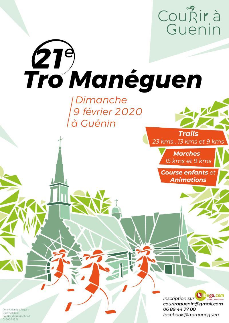 21è TRO MANEGUEN