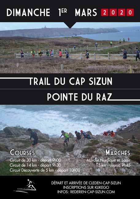 Trail du Cap Pointe du raz