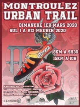 Montroulez Urban Trail