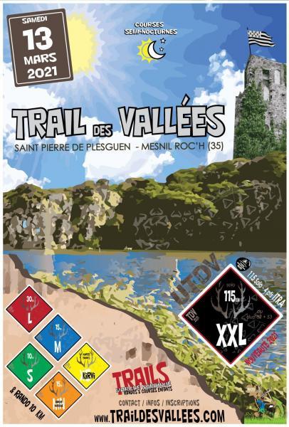 Trail des valles