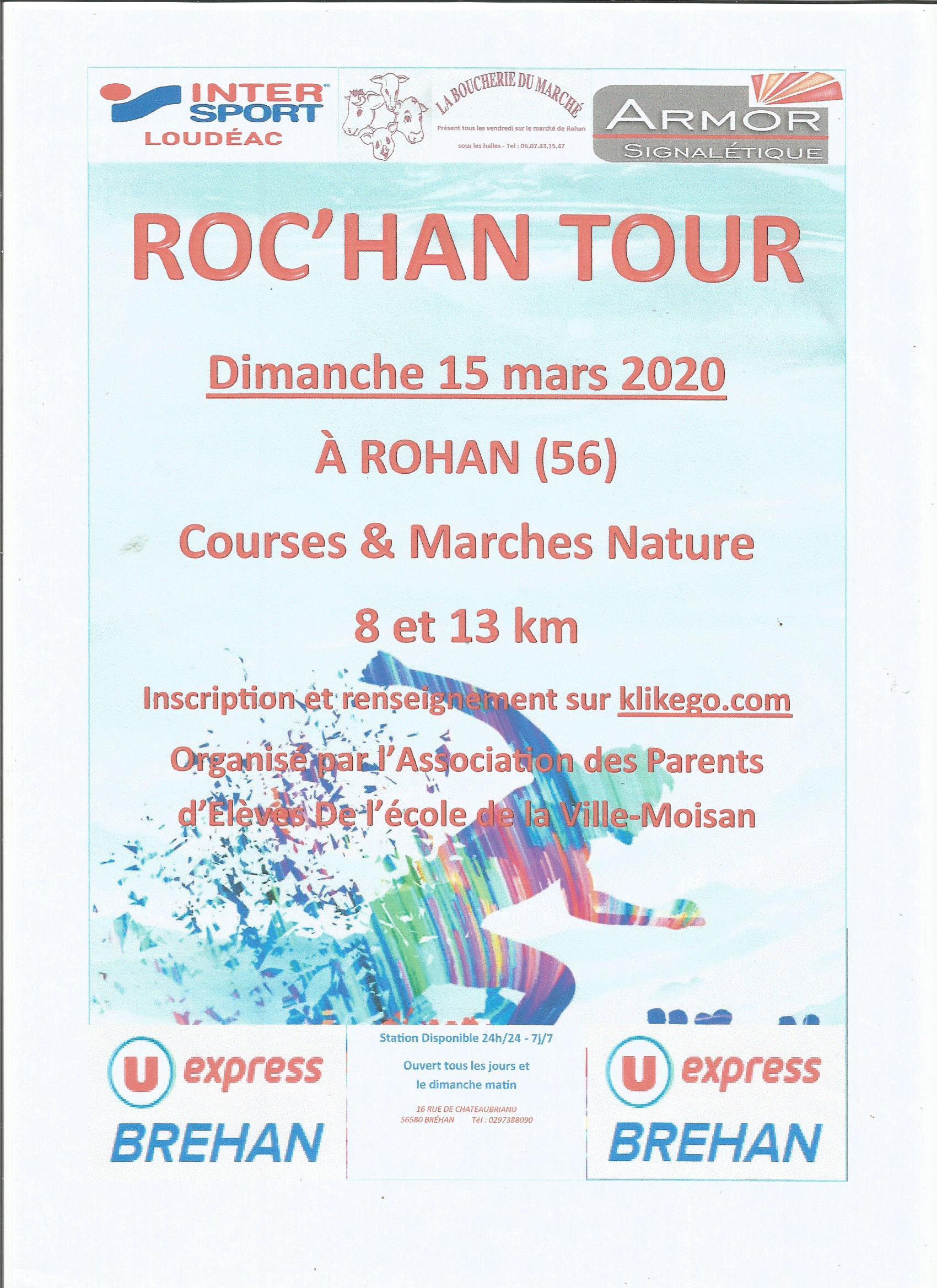ROC'HAN TOUR