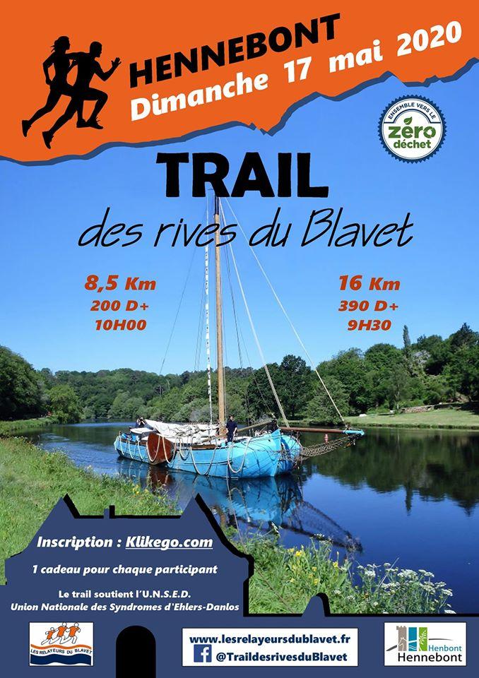 Trail des Rives du Blavet
