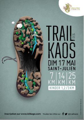 Trail des Kaos