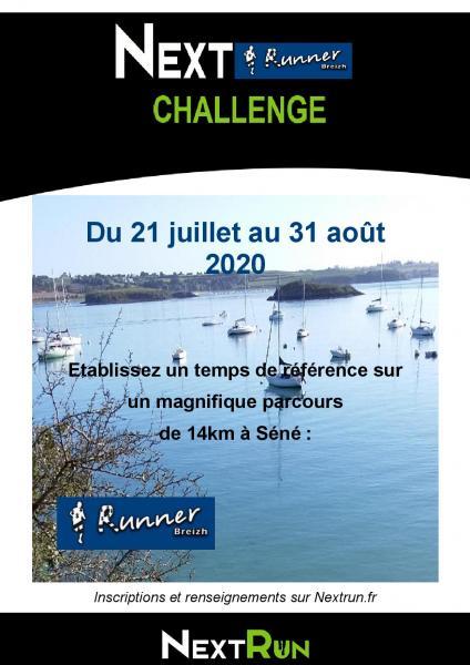 NextRunnerbreizh Challenge