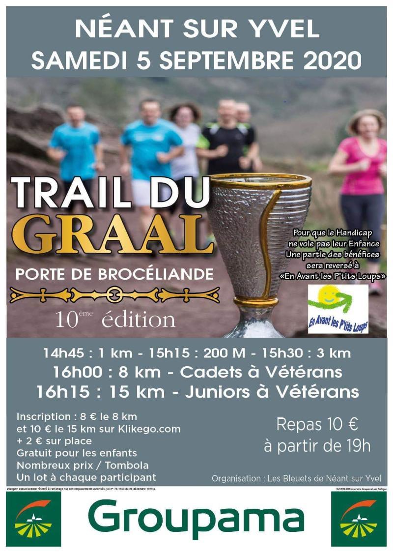Trail du Graal