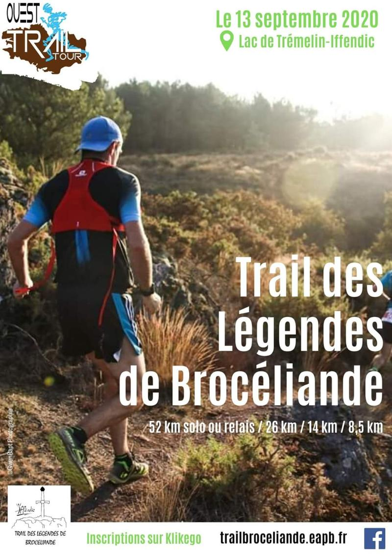 Trail des Legendes de Broceliande