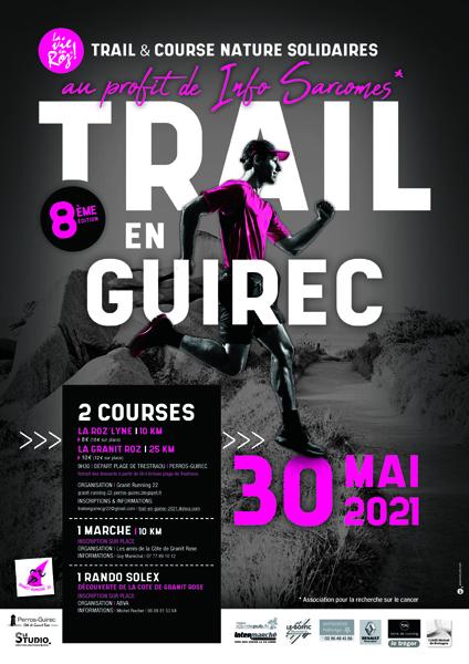 Trail en Guirec 2021