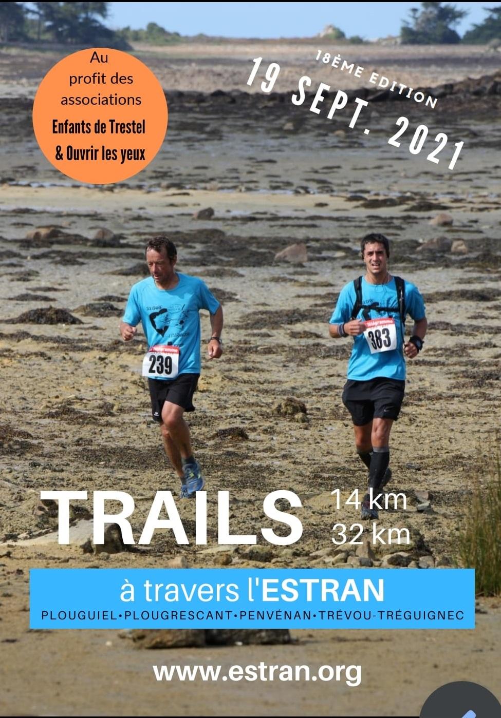 Trail de l'Estran