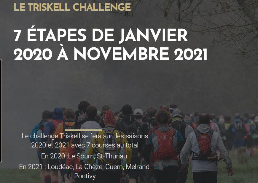 Triskell Challenge Trail